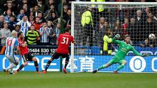 Huddersfield Town 2 - 1 Manchester United