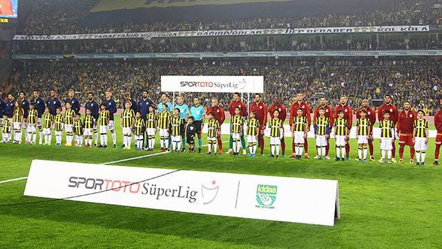 Galatasaray-Fenerbahçe derbisinden ilginç notlar