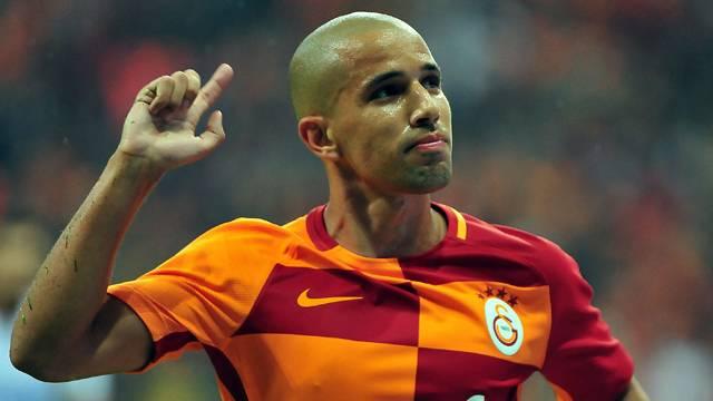 Derbi öncesi Galatasaray'da Feghouli gerçeği