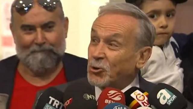 """Cengiz Özyalçın: """"Penaltı pozisyonunu herkes gördü"""""""