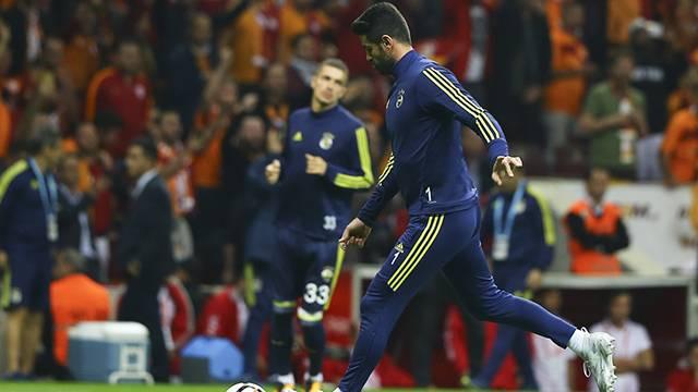 26 yıl sonra ilk Fenerbahçe'nin derbide kalesini yabancı kaleci koruyor