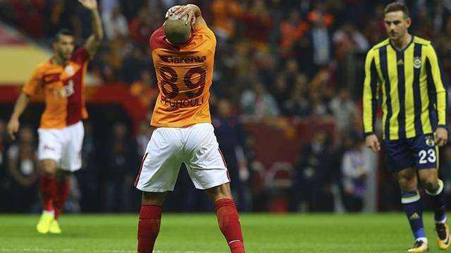 Galatasaray sezonun en yüksek taraftar sayısına ulaştı