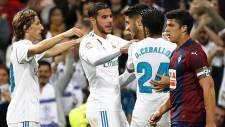 Real Madrid 3 - 0 Eibar