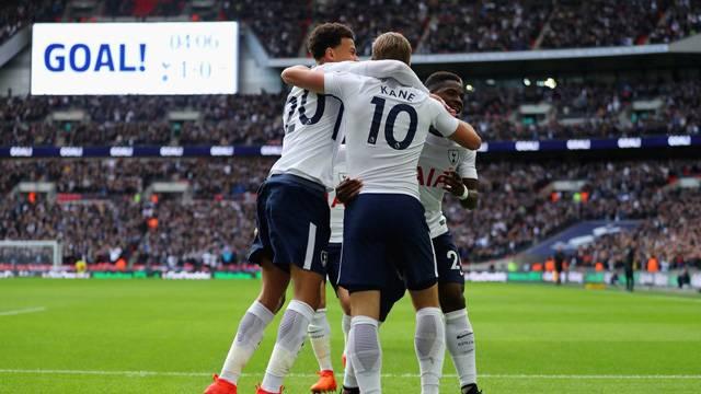 Tottenham 4 - 1 Liverpool