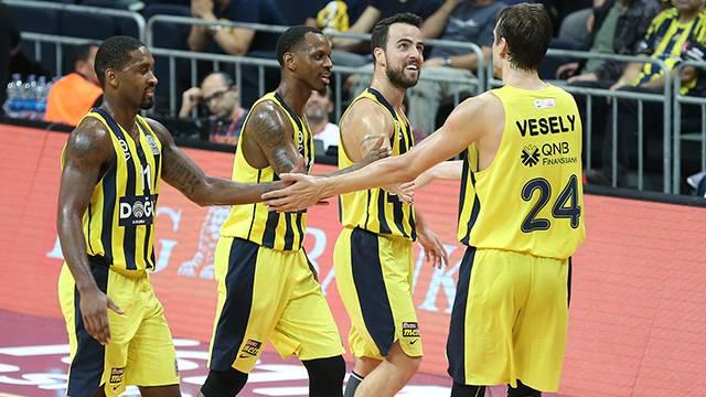 Fenerbahçe Doğuş 96 - 71 Gaziantep Basketbol