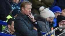 Everton'da Koeman dönemi son buldu