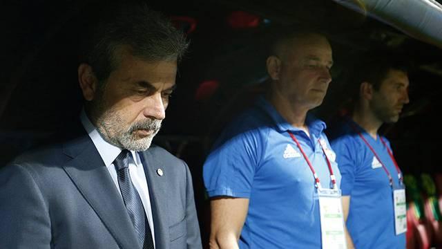 Konyaspor'un yeni teknik direktörü Fenerbahçe'den...