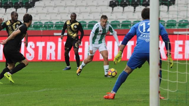 Atiker Konyaspor 1-0 Osmanlıspor