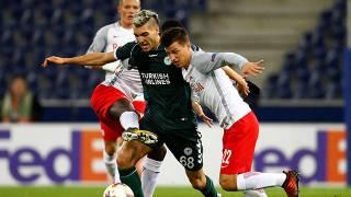 Salzburg 0 - 0 Atiker Konyaspor
