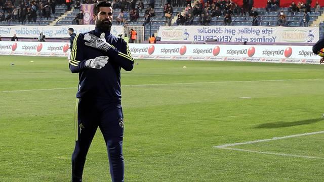 Aykut Kocaman Osmanlıspor maçında Volkan Demirel'e görev verdi