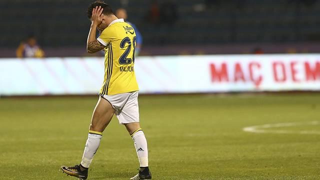 Osmanlıspor 1 - 1 Fenerbahçe