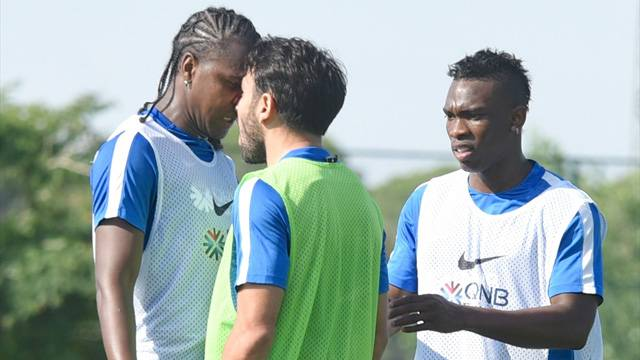 Trabzonspor'da şok kavga! Birbirlerine girdiler