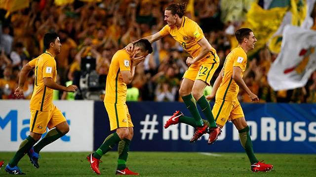 Avustralya Honduras'ı 3-1 yendi ve Dünya kupası vizesi aldı