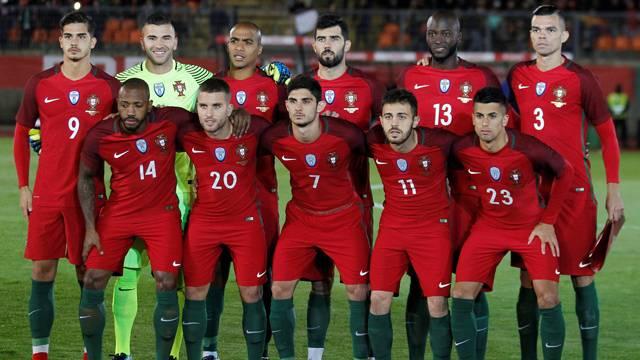 Portekiz'de Pepe sakatlanarak oyundan çıktı