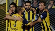 Ankaragücü 2 - 1 Denizlispor