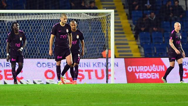 Medipol Başakşehir 5 - 1 Galatasaray