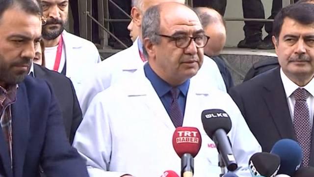 Naim Süleymanoğlu'nun doktorundan açıklama geldi