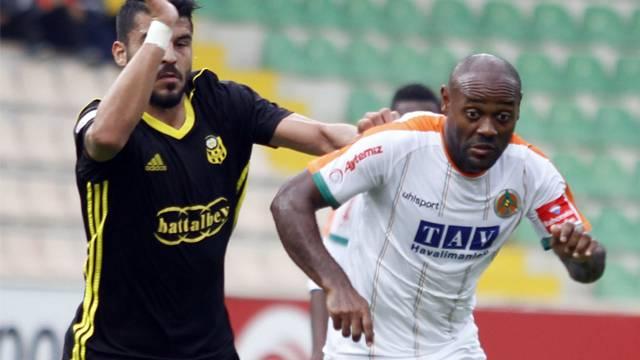 Alanyaspor 1-0 Yeni Malatyaspor