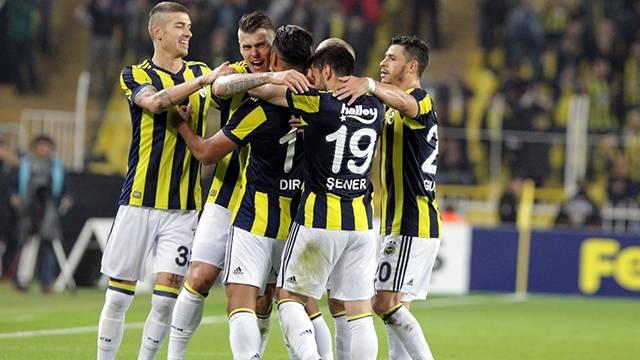 Fenerbahçeli yıldızlar Sivasspor galibiyetini değerlendirdi