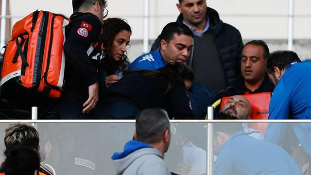 Giresunspor Başkanı Mustafa Temel Bozbağ fenalaştı