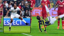 Soldado'nun golüne Ryan Babel tepkisi