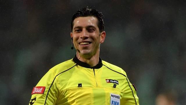 Lazio-Vitesse maçı Ali Palabıyık'ın!