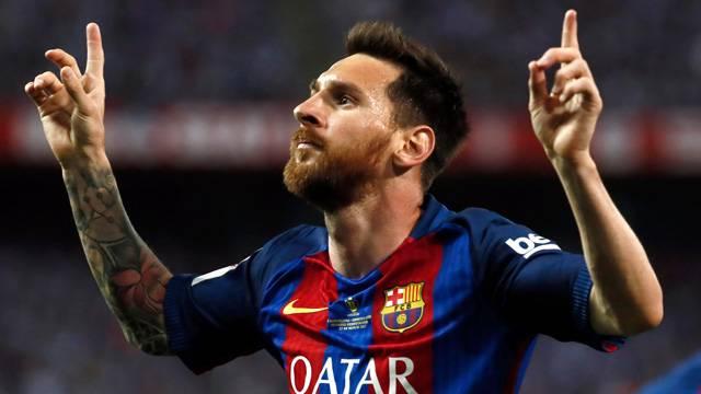 Barcelona'da Lionel Messi depremi