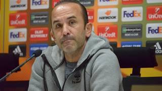 Mehmet Özdilek Marsilya maçı öncesi iddialı