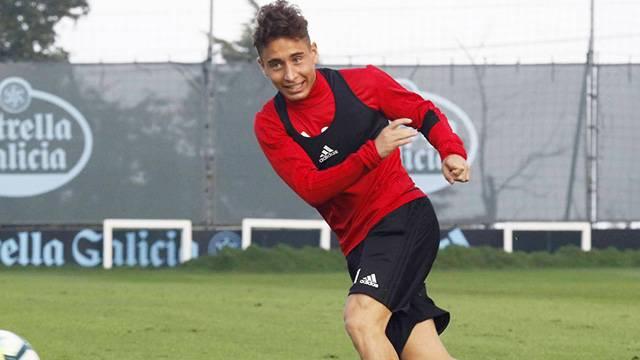 Celta Vigo Emre Mor'un iyileştiğini açıkladı