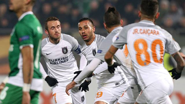 Ludogorets Razgrad 1 - 2 Medipol Başakşehir