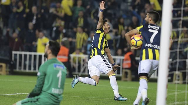 Fenerbahçe 4 - 2 Kasımpaşa