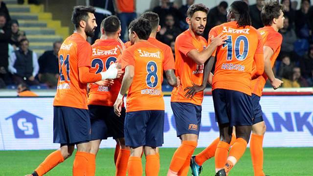 Medipol Başakşehir 1 - 0 Osmanlıspor
