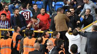 Trabzonspor Basketbol Kulübü'nden olaylarla ilgili sert açıklama