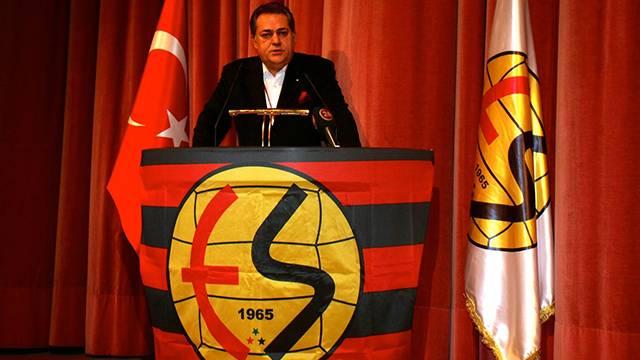 Eskişehirspor'un yeni başkanı Halil Ünal oldu