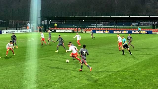 Leipzig U19 4 - 0 Beşiktaş U19