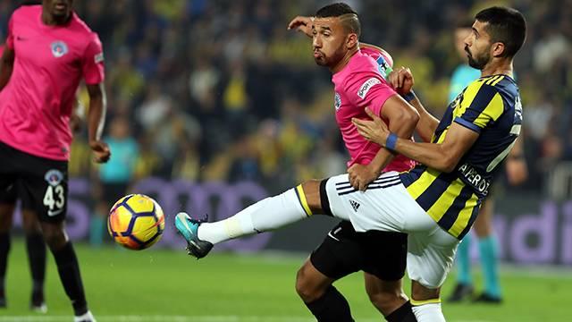 Alper Potuk Bursaspor maçının kadrosuna alınmadı
