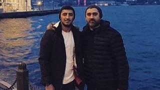 Allahyar Sayyadmanesh, Galatasaray için İstanbul'da