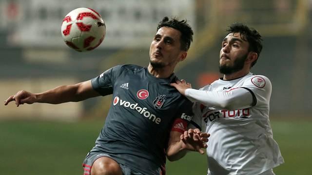 Manisaspor 1 - 1 Beşiktaş
