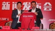 Vitor Pereira'nın yeni takımı Shanghai SIPG oldu