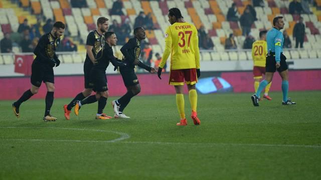 Evkur Yeni Malatyaspor 1 - 1 Osmanlıspor
