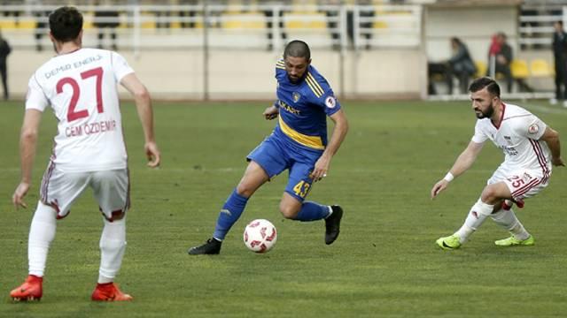 Bucaspor 1 - 0 Sivasspor