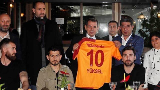 Dursun Özbek Arda Turan haberlerini yalanladı