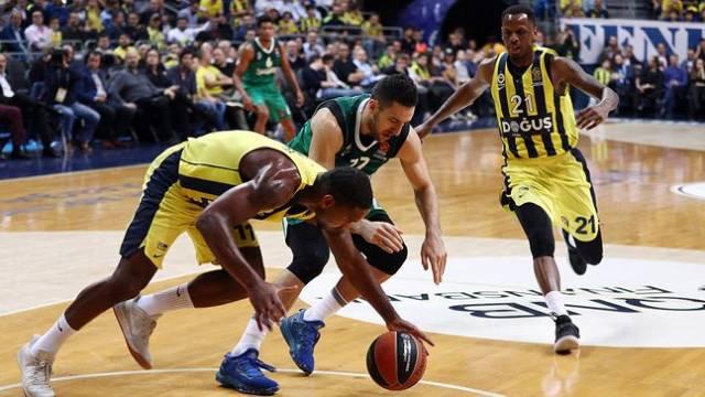 Fenerbahçe Doğuş 89-90 Zalgiris