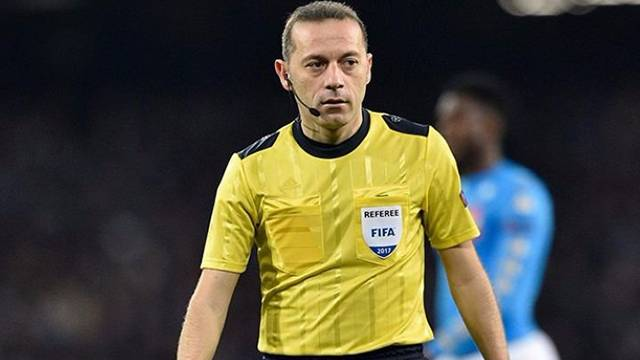Cüneyt Çakır Al Feiha-Al Hilal maçını yönetecek