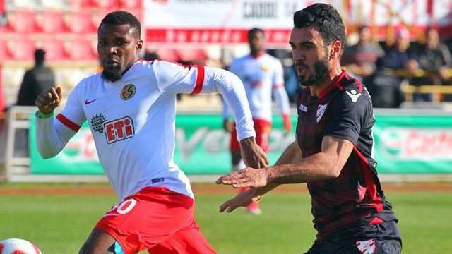 Boluspor 3-0 Eskişehirspor