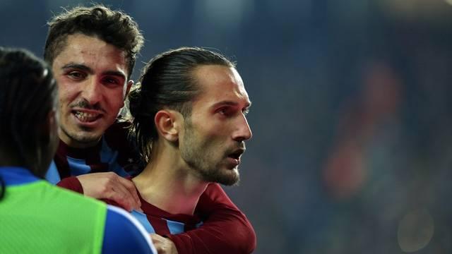 Trabzonspor, Bursaspor'u 1-0 yendi