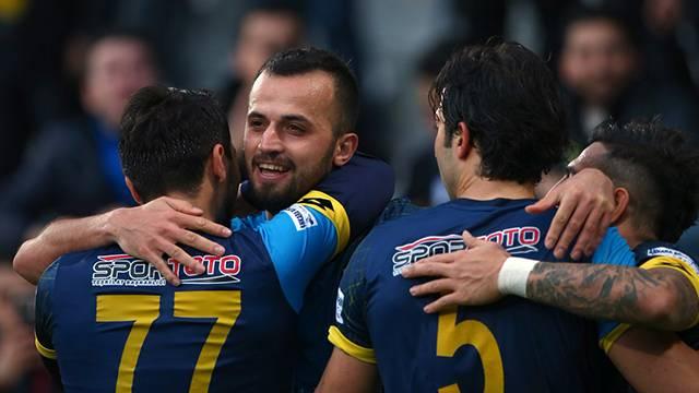 Ankaragücü 3 - 0 Grandmedical Manisaspor
