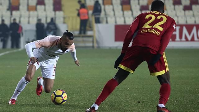 Evkur Yeni Malatyaspor 2 - 1 Galatasaray