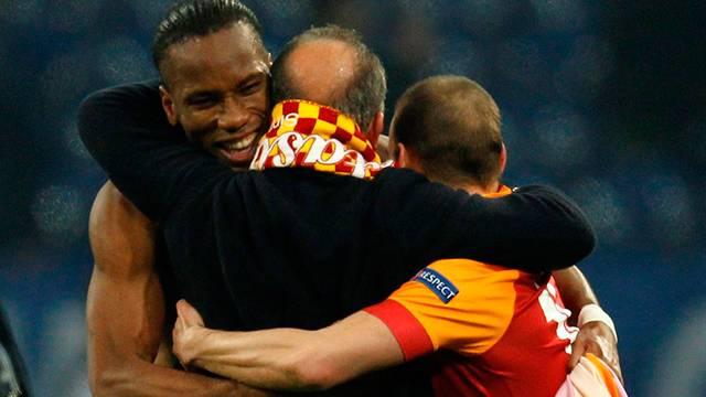 Mustafa Cengiz: 'Fatih Terim, Drogba ve Sneijder'le görüşeceğim'