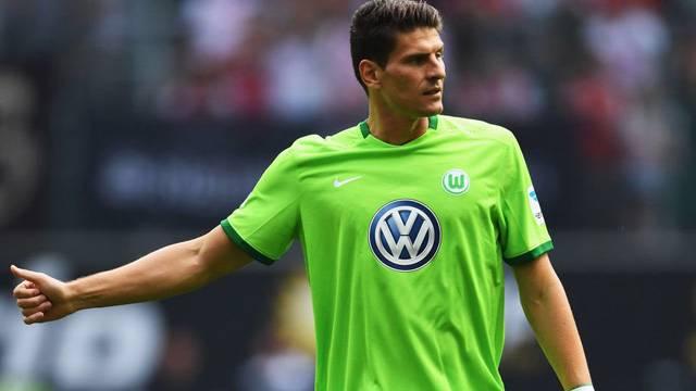Mario Gomez yeniden Stuttgart'ta!